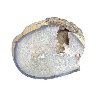 Giant Quartz Agate Geode Specimen
