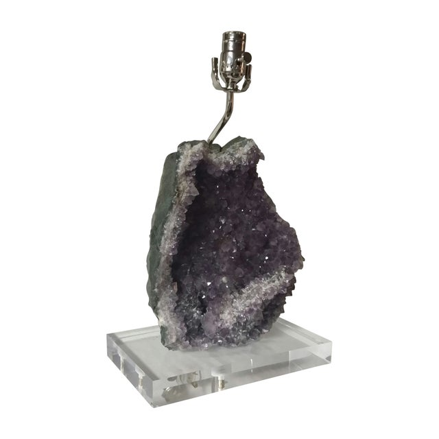 Image of Amethyst Table Lamp