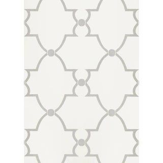 Trellis Patterned Wallpaper - 4 Rolls