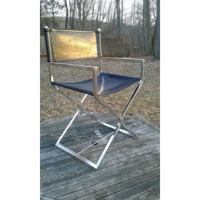 Robert Jakobsen for Virtue Brothers Mid-Century Director Chair - Image 2 of 5