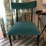Image of Jonathan Adler Rider Dining Chairs - A Pair