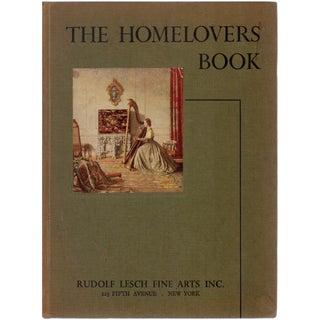 Homelovers Book: Etchings & Engravings