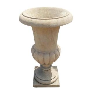 Sandstone Urn Planter