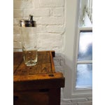 Image of Vintage Cut Glass Decanter