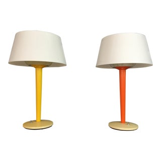 Lightolier Table Lamps - A Pair