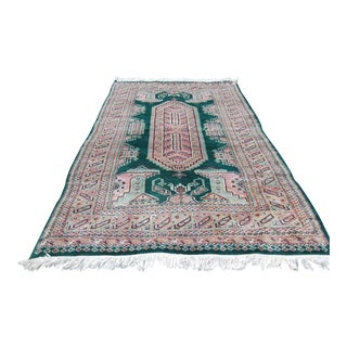 "Paki Hand Knotted Wool Area Rug - 3'1"" x 5'4"""