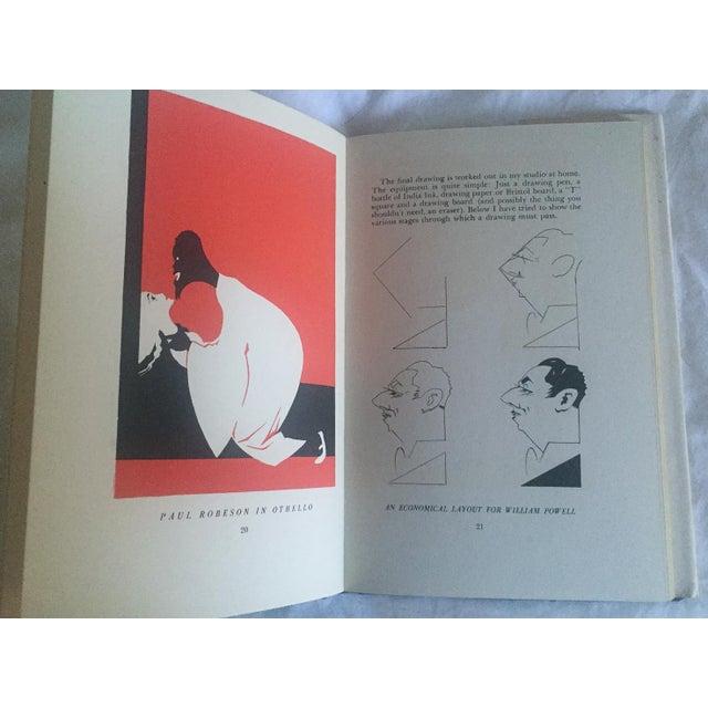 Vintage Nerman Vintage Caricature Book - Image 3 of 11