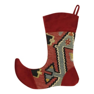 Kilim Christmas Stocking | Jojo