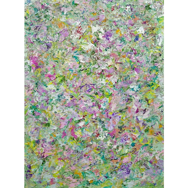 "Image of ""Garden 2"" Original Abstract Painting"