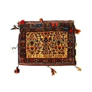 Circa 1920 Bakhtiari Tribal Bag