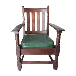 Vintage Charles Limbert Mission Chair