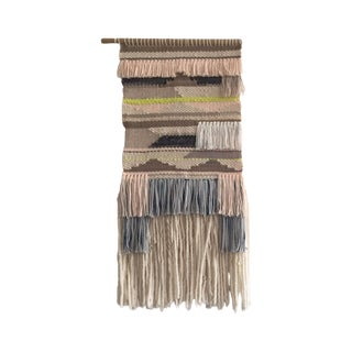 Country Lane Weaving, Tapestry Wall Hanging