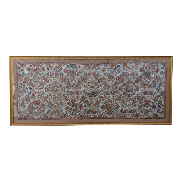 18th Century Continental Altar Frontal - Image 1 of 8