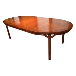 Baker Asian-Style Canadian Elm Table