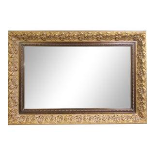 Ethan Allen Accessories Italian Regency Hanging Wall Mirror