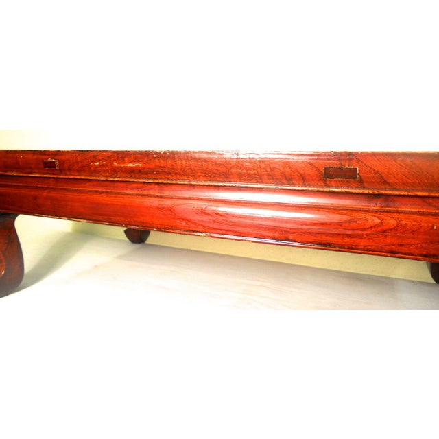 Antique Chinese Ming Coffee Table - Image 3 of 10