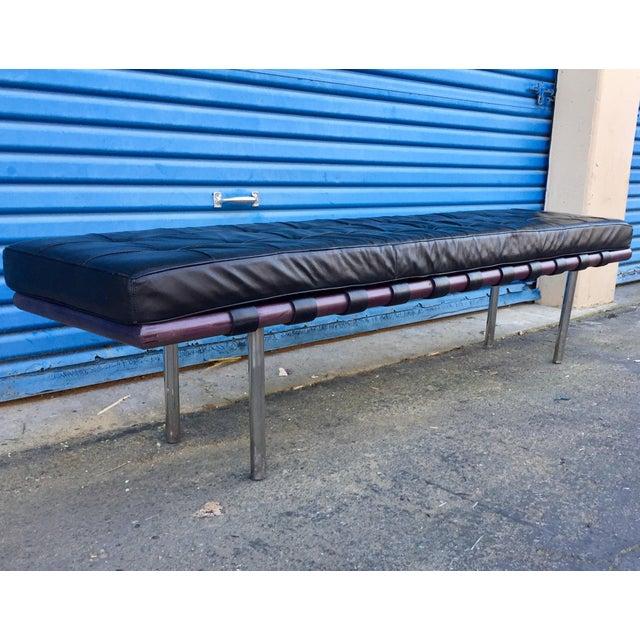 Mies Van Der Rohe Exhibition Bench - Image 4 of 10