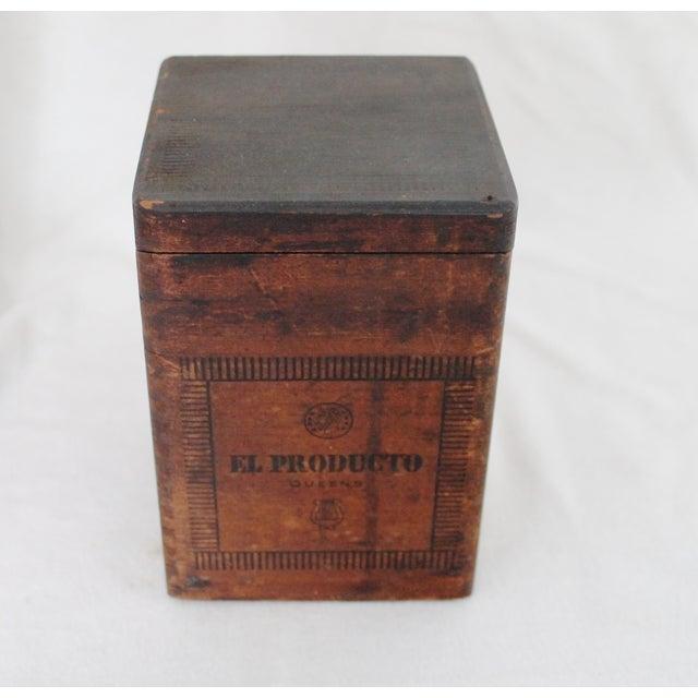 Vintage El Producto Queens Cigar Box - Image 2 of 8