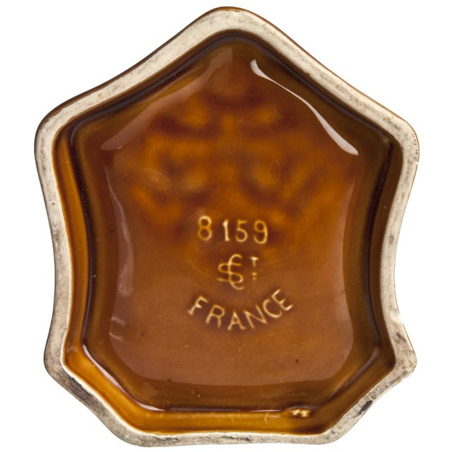 Image of Vintage French Polignac Cognac Ashtray