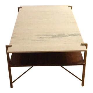 Anthropologie Elemental Layers Coffee Table