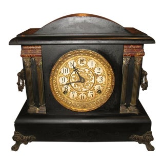 1900's Sessions Mantle Clock