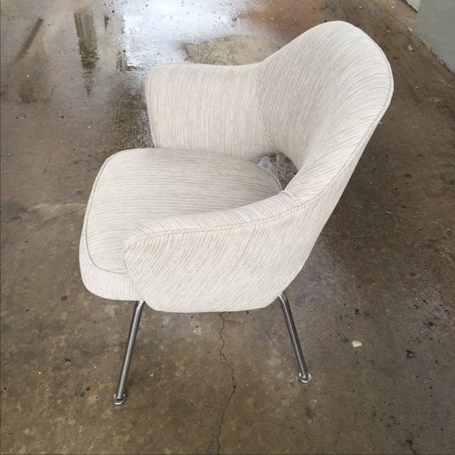 Knoll Eero Saarinen Executive Armchair - Image 3 of 9