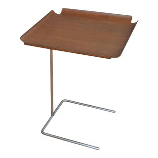 Early George Nelson for Herman Miller Walnut Tray Table