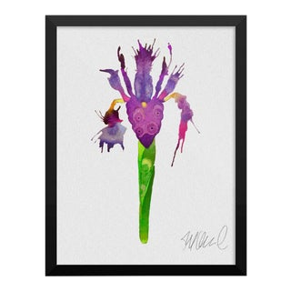 Botanical Framed Watercolor Print