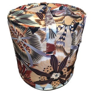 Missoni Home Omdurman Bag & Cylindrical Pouf