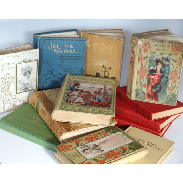 Antique & Vintage Book Collection - Set of 12 - Image 4 of 7