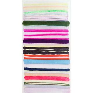 """""""Vibrant Stripe 2"""" by Kristi Kohut"""