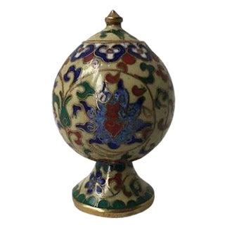 Mini Cloisonne Decorative Accent