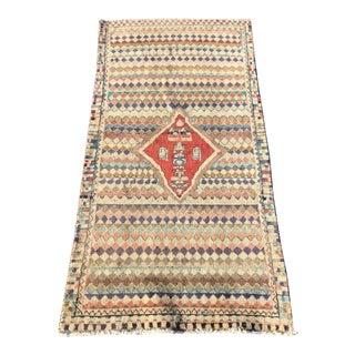 Vintage Persian Gabeh Rug - 2′9″ × 5′10″