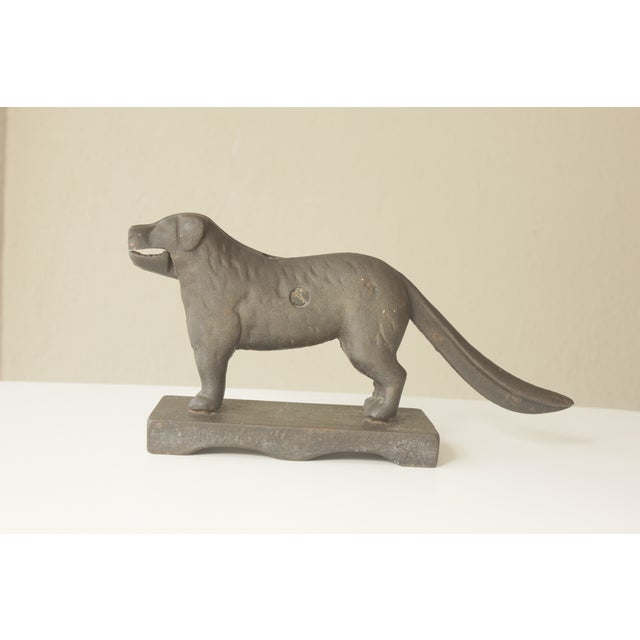 Vintage Cast Iron Dog Nuckcracker - Image 3 of 4