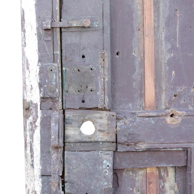 Antique Moroccan Fortress Door - Image 4 of 7