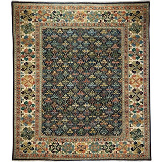 "Ziegler, Hand Knotted Area Rug - 8' 3"" X 9' 10"""