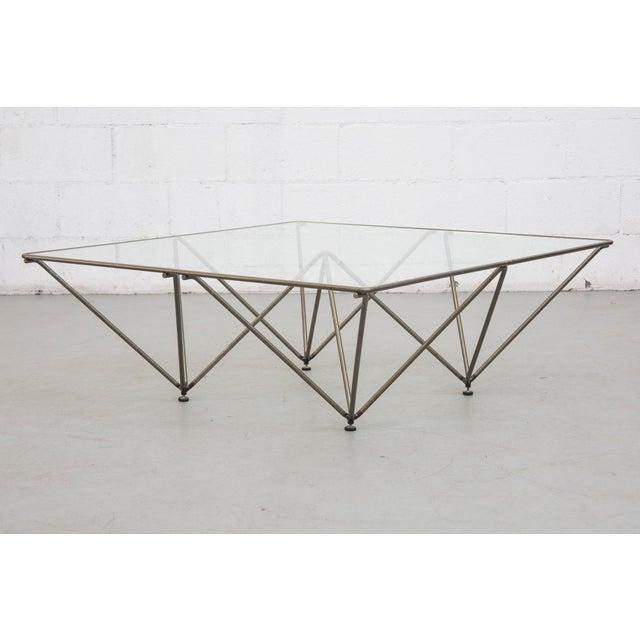 "Paolo Piva Style ""Alanda"" Pyramid Table - Image 2 of 8"