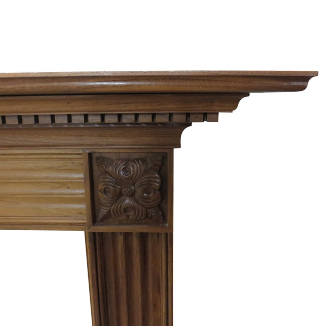 Checkendon American Walnut Mantle - Image 4 of 5