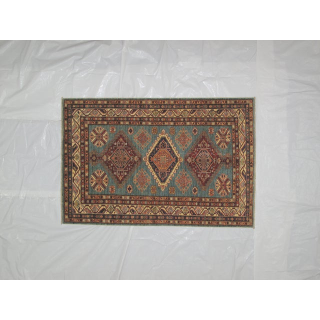 Leon Banilivi Super Kazak Carpet - 6' X 4' - Image 2 of 5
