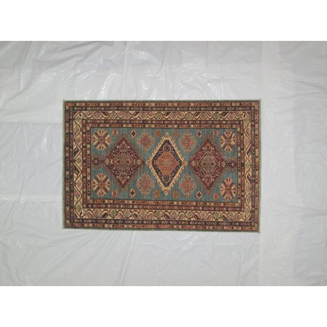 Image of Leon Banilivi Super Kazak Carpet - 6' X 4'
