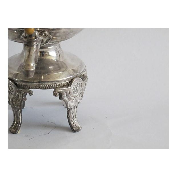 Art Deco Silver Drink Server - Image 7 of 7