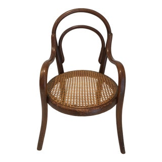 Model No. 1 Children's Armchair from Thonet, 1880s