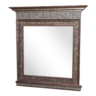 19th Century Italian Louis XVI Style Mirror