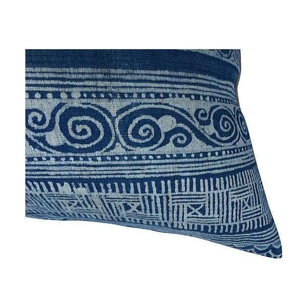 Batik Textile Pillow - Image 4 of 6