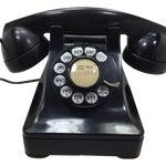 Image of 1946 Black WE Model 302 Telephone