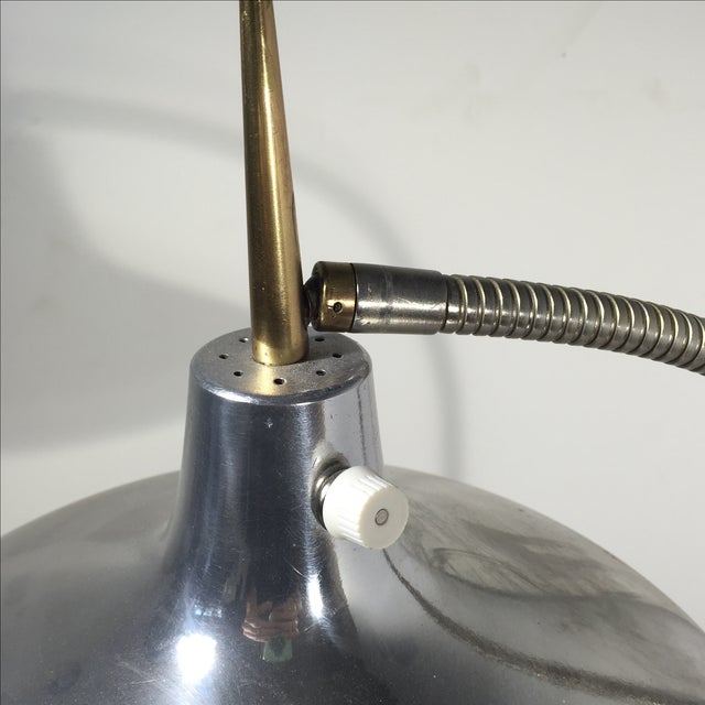 Gio Ponti Floor Lamp for Laurel 1960 - Image 9 of 10