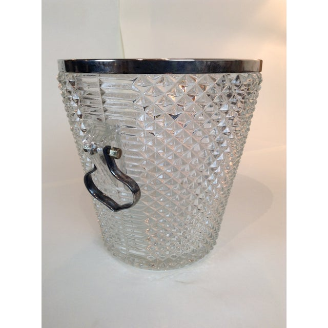 Pressed Glass Champagne Bucket - Image 8 of 8
