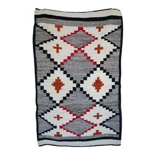 """Navajo Crystal Rug, 60""""x 37.5"""""""
