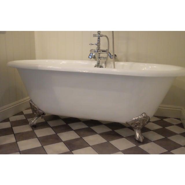 Cast Iron Clawfoot Bath Tub Chairish