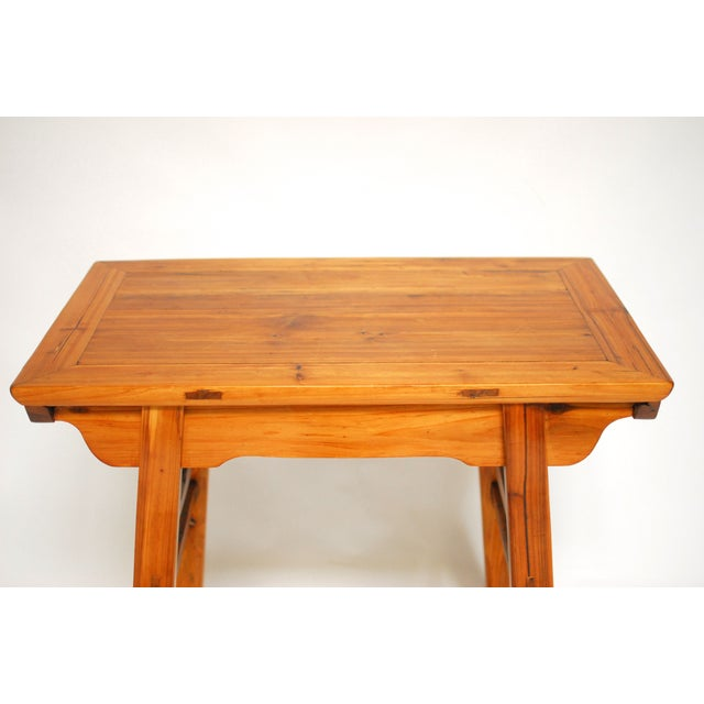Chinese Ming Style Wine Table - Image 5 of 6